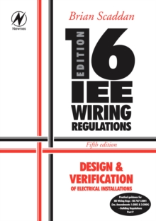 Design and Verification of Electrical Installations, Paperback
