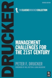 Management Challenges for the 21st Century, Paperback