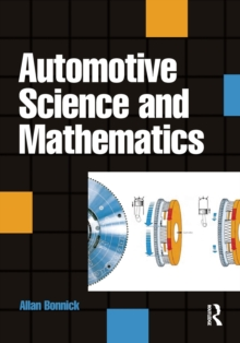 Automotive Science and Mathematics, Paperback