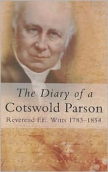 The Diary of a Cotswold Parson, Paperback
