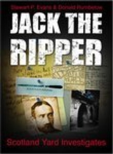 Jack the Ripper : Scotland Yard Investigates, Hardback