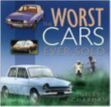 The Worst Cars Ever Sold, Paperback
