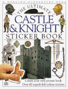 The Castle and Knight Ultimate Sticker Book, Paperback
