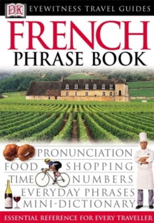 French Phrase Book, Paperback Book
