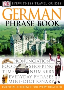 German Phrase Book : the Essential Words and Phrases for Every Traveller, Paperback