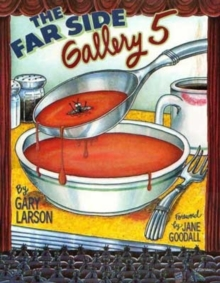The Far Side Gallery, Paperback Book