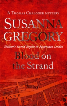 Blood on The Strand, Paperback