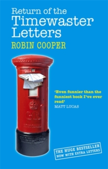 Return of the Timewaster Letters, Paperback