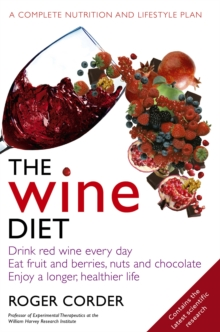 The Wine Diet, Paperback
