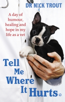 Tell Me Where it Hurts : A Day of Humour, Healing and Hope in My Life as a Vet, Paperback