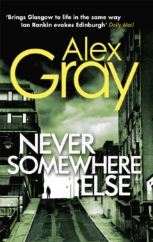 Never Somewhere Else, Paperback