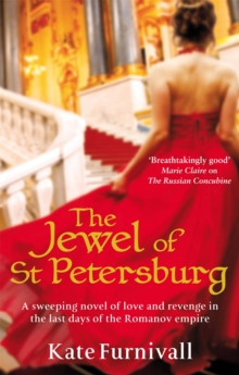 The Jewel of St Petersburg, Paperback