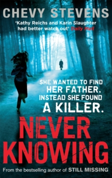 Never Knowing, Paperback