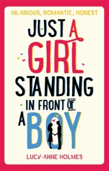 Just a Girl, Standing in Front of a Boy, Paperback