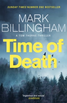 Time of Death, Paperback Book