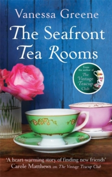 The Seafront Tea Rooms, Paperback Book