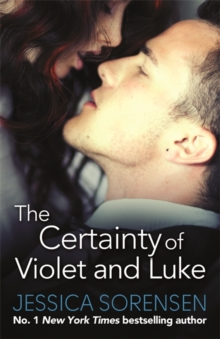The Certainty of Violet and Luke, Paperback Book