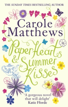 Paper Hearts and Summer Kisses, Paperback Book
