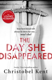 The Day She Disappeared, Hardback Book