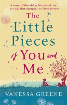 The Little Pieces of You and Me, Paperback