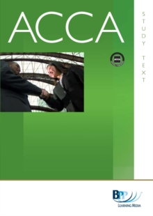 ACCA - P6 Advanced Taxation (FA2008) : Text, Paperback