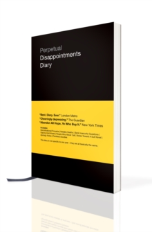 Perpetual Disappointments Diary, Paperback