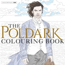 The Poldark Colouring Book, Paperback