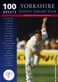 Yorkshire County Cricket Club, Paperback