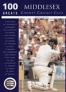 Middlesex CCC, Paperback Book