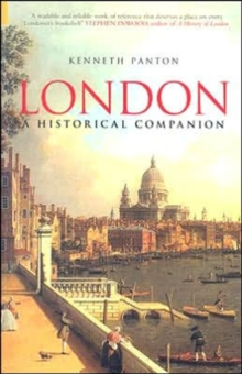 London : A Historical Companion, Paperback Book