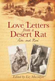 Love Letters from a Desert Rat : Alex and Nan's Story, Paperback