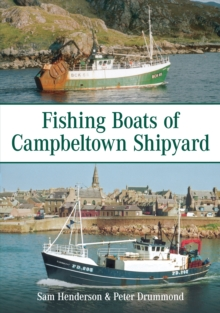 Fishing Boats of Campbeltown Shipyard, Paperback
