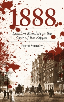 1888 London Murders in the Year of the Ripper, Paperback