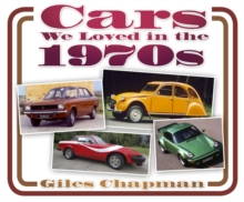 Cars We Loved in the 1970s, Paperback