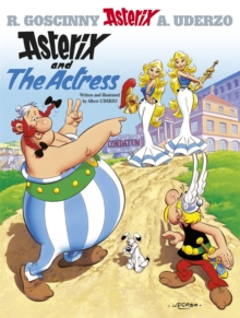 Asterix and the Actress : Album 31, Hardback