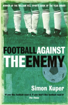 Football Against the Enemy, Paperback