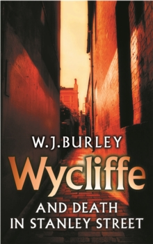 Wycliffe and Death in Stanley Street, Paperback Book