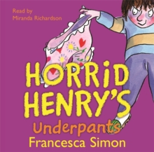 Horrid Henry's Underpants, CD-Audio Book