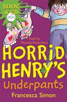 Horrid Henry's Underpants : Book 11, Mixed media product Book