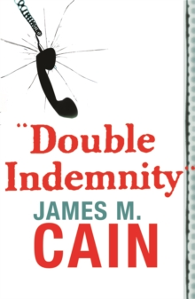 Double Indemnity, Paperback