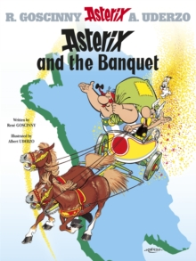 Asterix and the Banquet : Album 5, Hardback