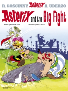 Asterix and the Big Fight : Album 7, Hardback