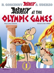 Asterix at the Olympic Games : Album 12, Paperback