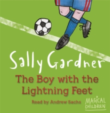 The Boy with the Lightning Feet, CD-Audio