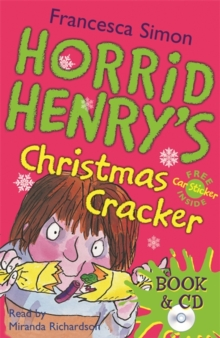 Horrid Henry's Christmas Cracker, Mixed media product Book