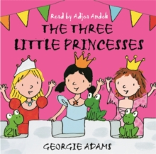The Three Little Princesses, CD-Audio