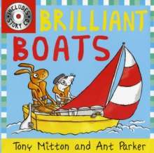 Brilliant Boats, Mixed media product
