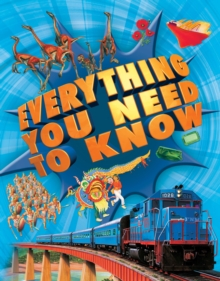 Everything You Need to Know, Paperback Book