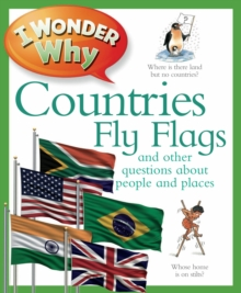 I Wonder Why Countries Fly Flags, Paperback