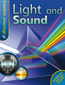 Discover Science: Light and Sound, Paperback